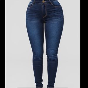 🔥🔥Alexa High Rise Jeans - dark denim🔥🔥